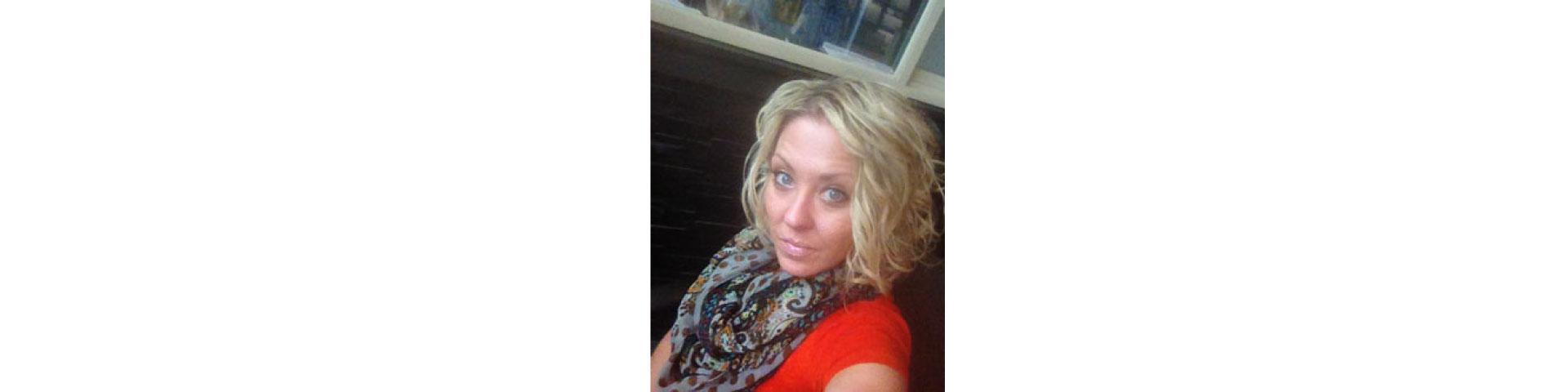 Melissa Dinwoodie