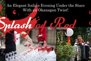 A Splash of Red 2016