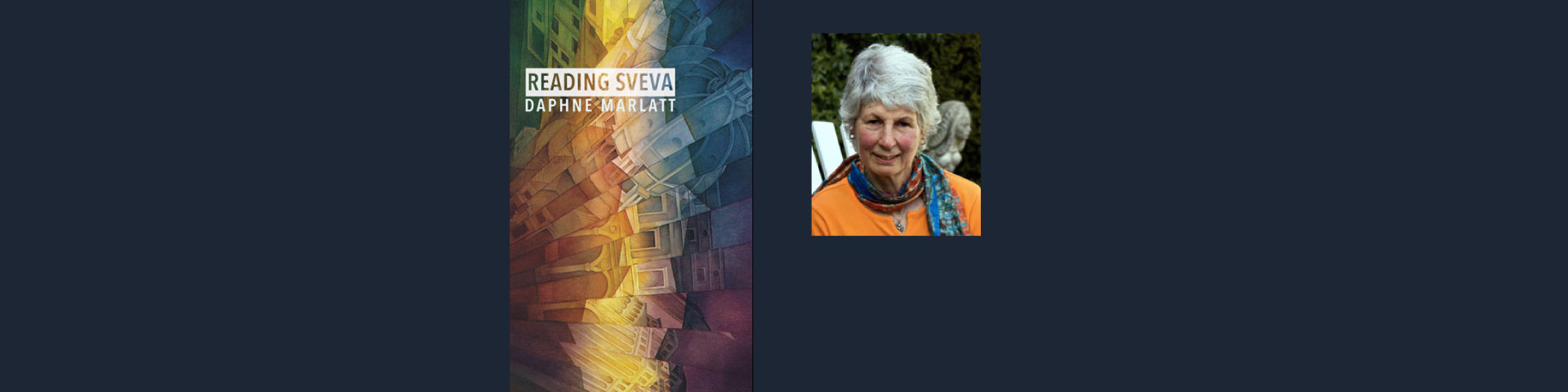 Daphne Marlatt, Reading Sveva Poetry Reading, Saturday, October 15, 7 - 9 pm Caetani Centre, book Launch by Talon Books
