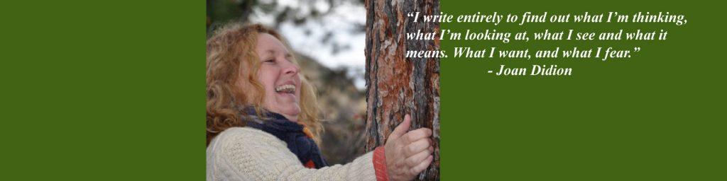 Lorna Tureski, Oak Table Women's Writing Session