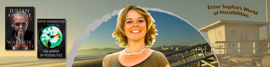 Sophie Radermecker Inspirational Talk slider