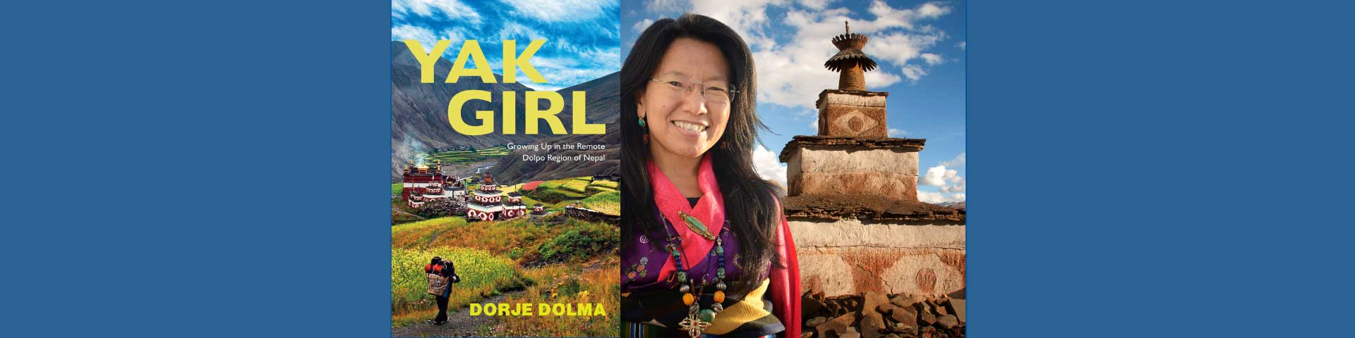 Yak Girl Mulit-media Presentation