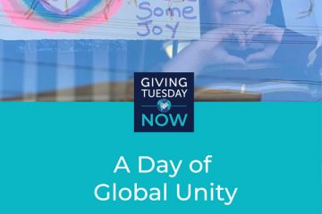 Giving Tuesday and Beyond