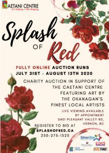 Splash of Red 2020 Online Auction