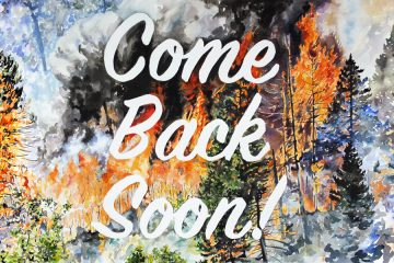 Wildfire Billboard Project Liz Toohey-Wiese